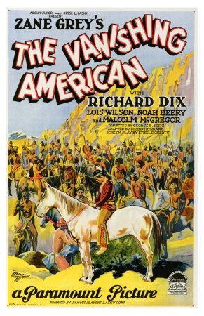 The Vanishing American, 1925