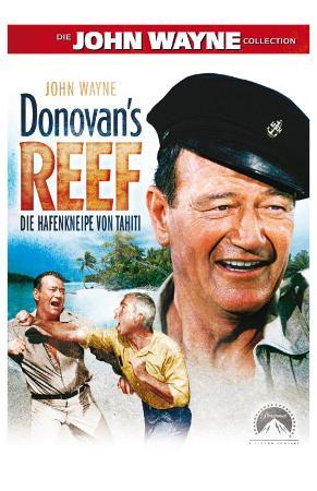 Donovan's Reef, German Movie Poster, 1963