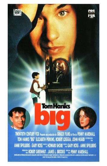Big Spanish Movie Poster 1988 Photo At Allposters Com
