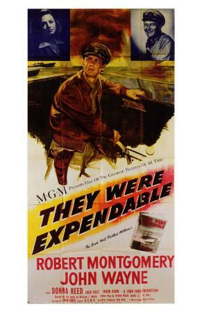 They Were Expendable, 1945