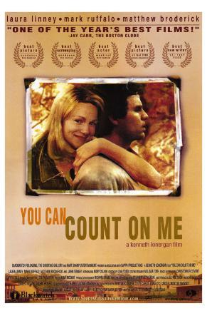 You Can Count On Me, 1999