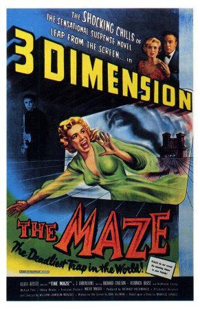 The Maze, 1953
