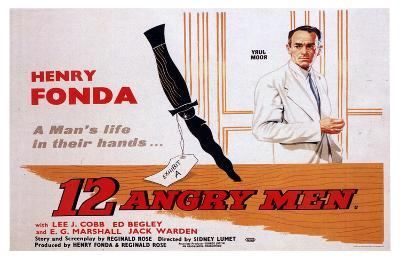 Twelve Angry Men, 1957