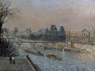 Le Louvre, Apres-Midi, 1902