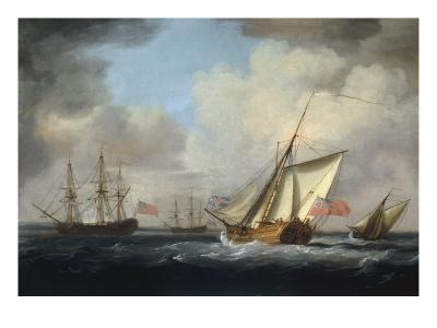 The Yacht 'Dorset'