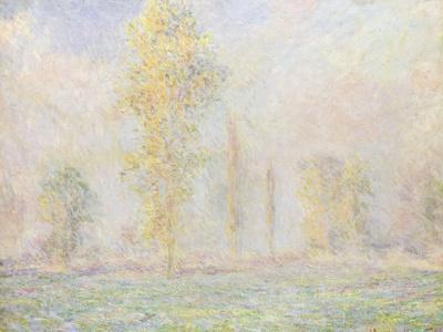 La Prairie a Giverny, 1888