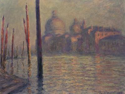 Santa Maria della Salute and the Canale Grande, Venice, 1908