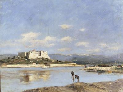 Antibes - Le Fort Carre, 1893