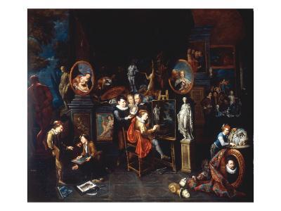 The Painter's Studio
