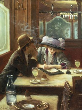 La Lettre, 1908