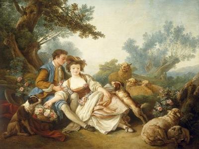 The Basket of Roses, 1785