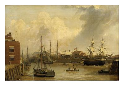 The Old Harbour and Garrison Side, Kingston-upon-Hull