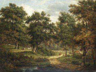 A Forest Scene, Sussex