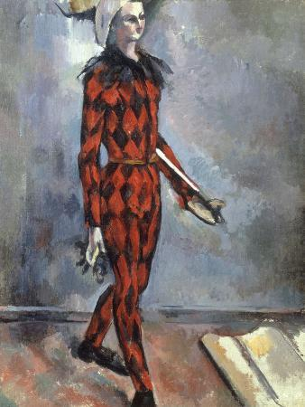 Arlequin, early 1890s