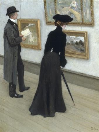At the Gallery