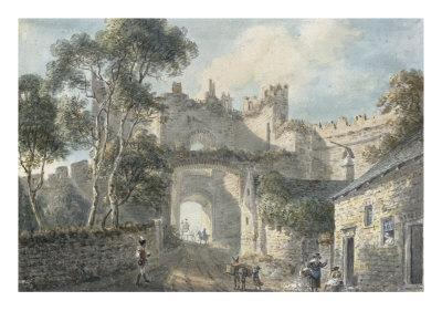 The Upper Gate, Conway, Wales