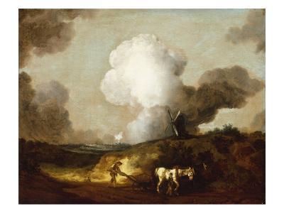 The Suffolk Plough, c.1753-54