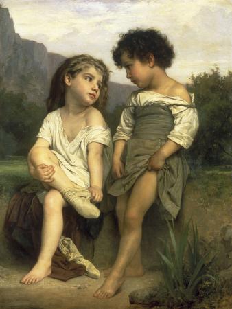Les Jeunes Baigneuses, 1879