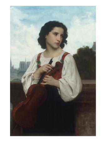 Seule au monde (Alone in the World), c.1867