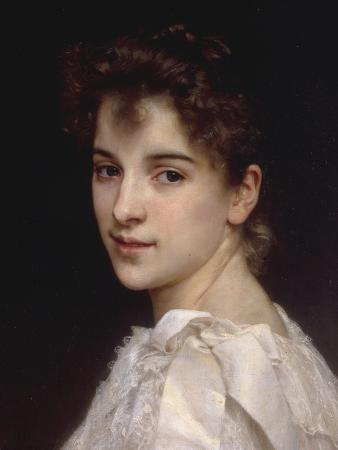 Portrait of Gabrielle Drienza, 1890