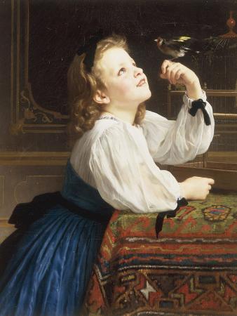 L'Oiseau Cheri, 1867