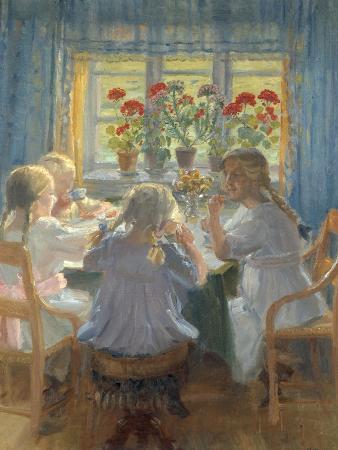 Afternoon Tea, 1919