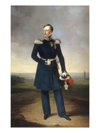 Sovereign Emperor Nicholas I Pavlovich (Born 1796, Reigned 1825-1855), 1837