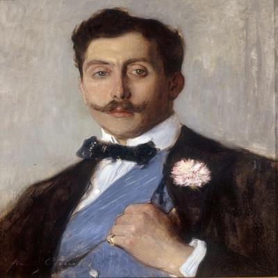 Portrait of the Duc Armand De Guiche