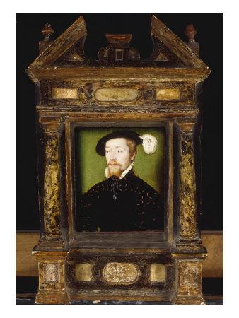 Portrait of King James V of Scotland