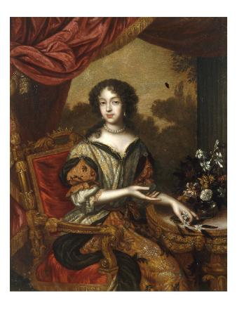 Portrait of Mary of Modena (Wife of James II)