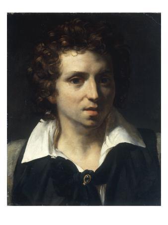 A Portrait of a young Man, c.1816-18