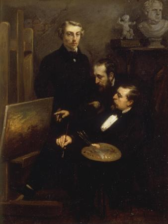 Theodore Chasseriau and his Contemporaries