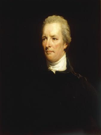 Portrait of William Pitt the Younger (1759-1806)