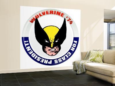 Marvel Comics Retro: Wolverine '74 for Class President! (aged)