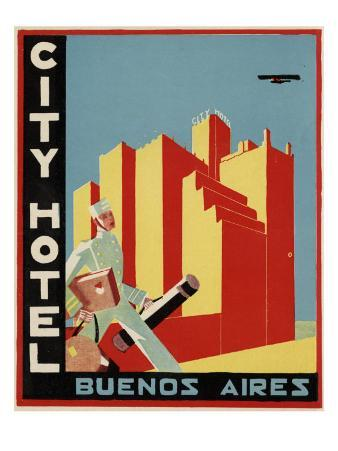 City Hotel Buenos Aires