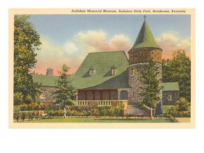 Audubon Museum, Henderson, Kentucky
