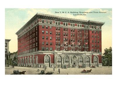 YMCA Building, Louisville, Kentucky