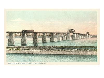 14th Street Bridge, Louisville, Kentucky