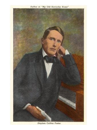 Portrait of Stephen Foster