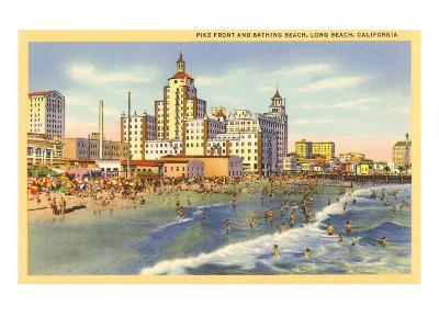 Pike Front, Long Beach, California
