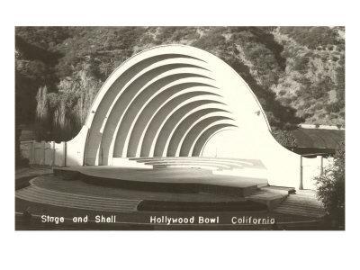 Hollywood Bowl, Los Angeles, California