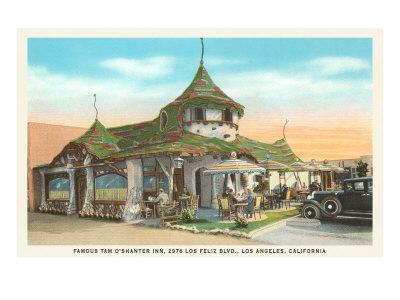 Tam O'Shanter Inn, Los Angeles, California