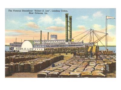 Steamboat Robert E. Lee, New Orleans, Louisiana