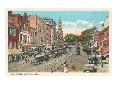 Main Street, Haverhill, Mass.