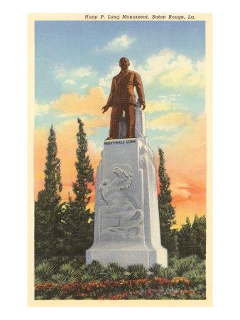 Huey P. Long Monument, Baton Rouge, Louisiana