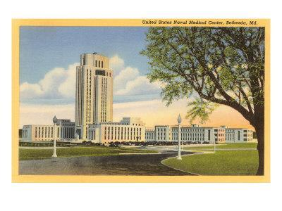 US Naval Medical Center, Bethesda, Maryland