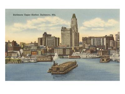 Harbor, Baltimore, Maryland