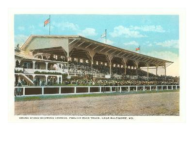 Pimlico Race Track, Baltimore, Maryland