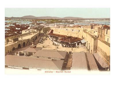 Moorish Market, Gibraltar