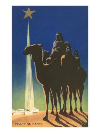 Peace on Earth, Camels and Wise Men, Star